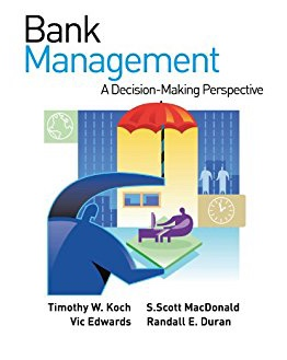 Bank Management book cover image